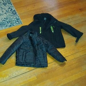 Snozu 3 in 1 climate jacket size 5/6
